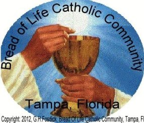 Bread of Life Catholic Community, Tampa Florida in Tampa,FL 33612-4243