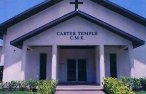 Carter Temple CME Church