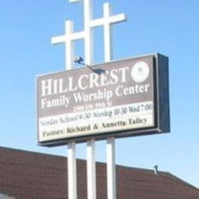 Hillcrest Family Worship Center in Oklahoma City,OK 73119-6614