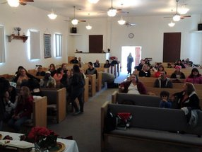 Set Free Church of Needles