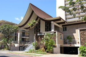 Waikiki Baptist Church in Honolulu,HI 96815-2098