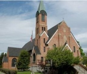 St Joseph Maronite Catholic Church in Waterville,ME 04901-6630