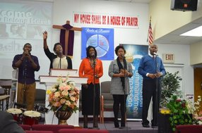 Bethel Temple Of Praise in Yonkers,NY 10704-3041