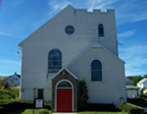 Blakely P.M. Church in Blakely,PA 18447-1216