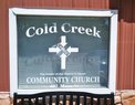 Cold Creek Community Church in Castalia,OH 44824-9786