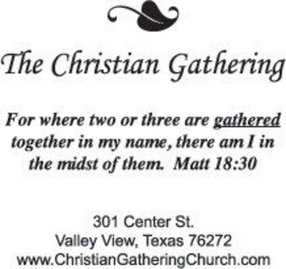 Christian Gathering of Valley View