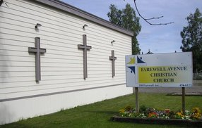 Farewell Avenue Christian Church in Fairbanks,AK 99707