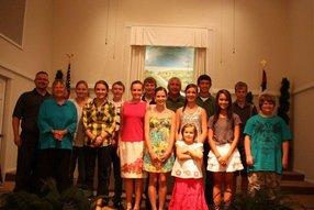 First Baptist Church, Clinton, KY