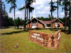 Harmony Baptist Church, Clinton NC