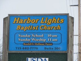 Harbor Lights Baptist Church of Ashland, WI in Ashland,WI 54806-1014