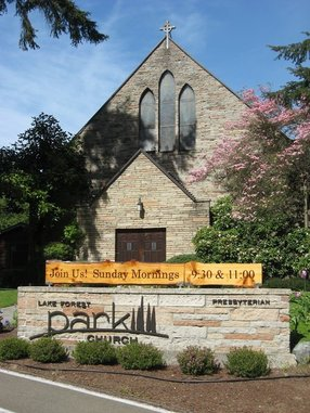 Lake Forest Park Presbyterian Church in Lake Forest Park,WA 98155-5528