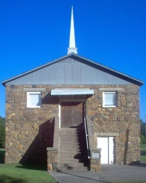 Rudy Baptist Church in Rudy,AR 72952-9066