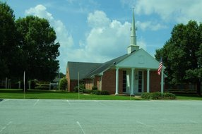 Spring Woods Baptist Church