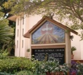 St Hilary Church of Perpetual Adoration in Pico Rivera,CA 90660-2707