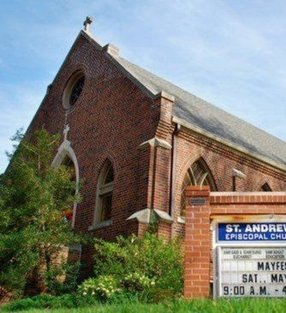 St. Andrew's Episcopal Church - Edwardsville, IL
