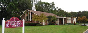 St. Stephen's Mar Thoma Church in East Brunswick,NJ 08816-3263