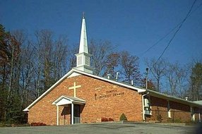 Temple Baptist Church in Salem,VA 24153-7993