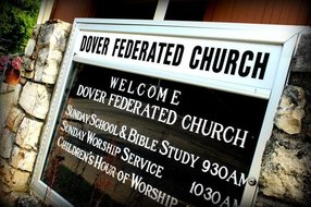 Dover Federated Church in Topeka,KS 66610-9702