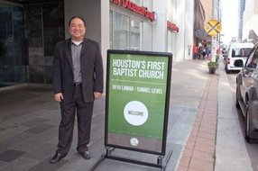 Houston's First Baptist Church - Downtown