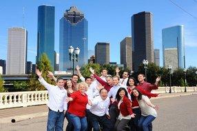 Houston's First Baptist Church - Downtown