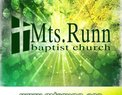 Mts. Runn Baptist Church in Zionsville,IN 46077-9713