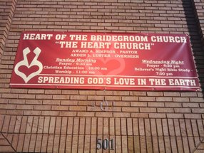 The Heart Church in Tallahassee,FL 32308-4906