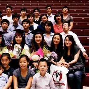 Carbondale Koreans in Vine Community Church