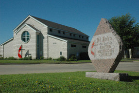 St John the Apostle United Methodist Church in Arlington,TX 76017-2756