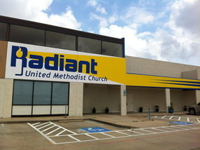 Radiant United Methodist Church in Humble,TX 77346-2501
