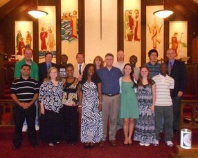 Kaleidoscope Multi-Ethnic Fellowship in Spartanburg,SC 29303-3772