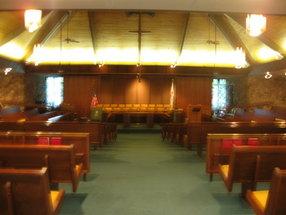 Pana First United Methodist Church
