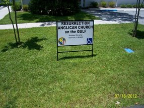 Resurrection Anglican Church on the Gulf