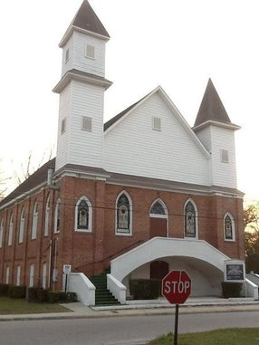 Macedonia First Baptist Church