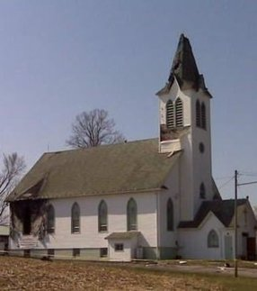 Klondike Community Church in Pound,WI 54161