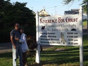 Reverence for Christ Community Church in Campbellsville,KY 42718-2722