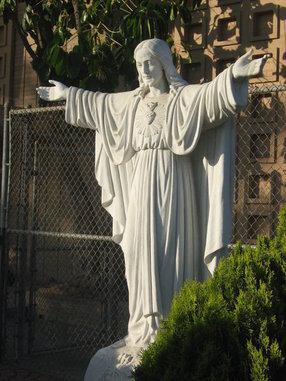 Sacred Heart Church, Compton, CA
