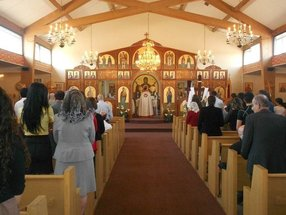 St. Afrem Syriac Orthodox Church in Northlake,IL 60164-2525