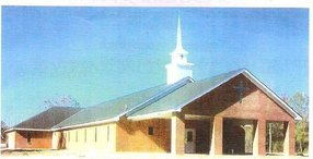 New Mt. Pleasant Baptist Church in Shorter,AL 36075-3377