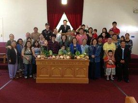 Corpus Christi Korean Baptist Church in Corpus Christi,TX 78411-4733