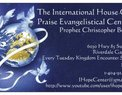 The International House of Praise Evangelistical Center in Riverdale,GA 30274-1533