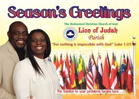 RCCG Lion of Judah Addison,TX.