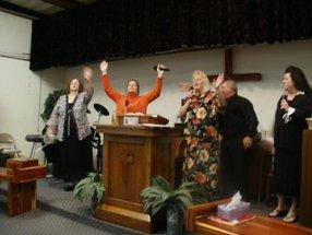 New Beginning Tabernacle of Coal Hill, Arkansas