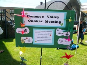 Genesee Valley Quaker Meeting in Dansville,NY 14437