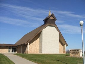 Wellsburg Reformed Church in Wellsburg,IA 50680-7728