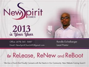 New Spirit Church of Atlanta in College Park,GA 30349-0029