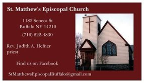 St Matthew's Episcopal Church Buffalo NY