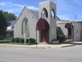 Trinity Episcopal Church, Lawrenceburg, IN in Lawrenceburg,IN 47025-3883