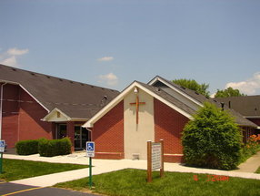 Dixie Park Cornerstone Baptist Church in Berea,KY 40403-1143