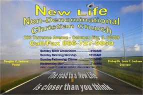 New Life ND Church in Calumet City,IL 60409