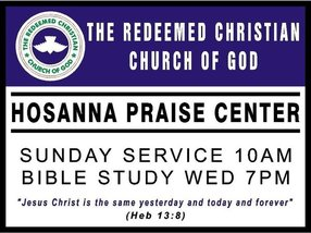 The Redeemed Christian Church of God, Hosanna Praise Center in Dover,DE 19901-6248